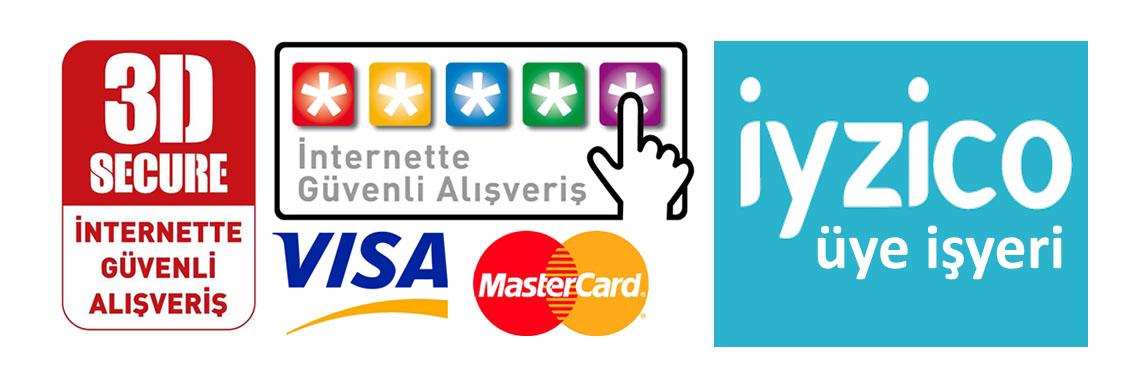 3D Secure Kredi Kartı Ödeme